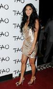 Nicole Scherzinger Nicole Scherzinger celebrates her birthday at...