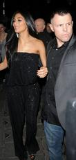 Nicole Scherzinger and Boujis