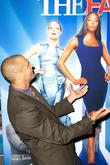 Nigel Barker, Oxygen, The, Face, Experience Store