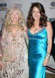 Connie Stevens and Joely Fisher