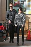 Nikki Reed, Paul Mcdonald, Barneys New York, Beverly Hills and Christmas