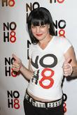 Pauley Perrette and House Of Blues
