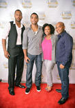An Intimate Film Screening, Q, Actor, Writer Christian Keyes, Director Trey Haley and O Cinema