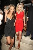 Rochelle Wiseman and Mollie King