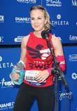 Elisabeth Hasselbeck and Central Park