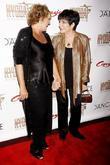 Lorna Luft and Liza Minnelli