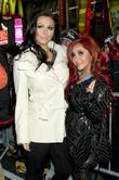 Jenni Farley, Nicole Polizzi, Snooki and Times Square