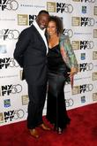 Tamara Tunie and Gregory Generet