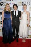 Greta Gerwig, Director Noah Baumbach and Mickey Sumner