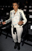 Angela Bassett and New York Fashion Week