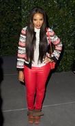 Angela Simmons and New York Fashion Week