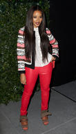Angela Simmons, New York Fashion Week