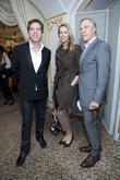Andy Hilfiger , Tommy Hilfer & wife Dee...