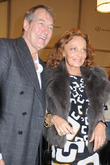 Charlie Rose, Diane Von Furstenberg and New York Fashion Week