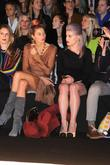 Kelly Osbourne Mercedes-Benz Fashion Week - Fall 2012...