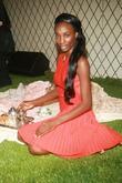 Model, Olivia Palermo and New York Fashion Week