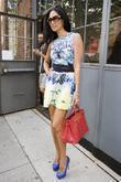 Kimora Lee Simmons and New York Fashion Week