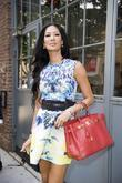 Kimora Lee Simmons, Angela Simmons and New York Fashion Week