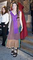 Hailee Steinfeld and New York Fashion Week