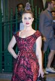 Kelly Osbourne and New York Fashion Week