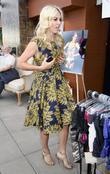 Tinsley Mortimer and New York Fashion Week