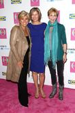 Suze Orman, Val Monroe and Martha Beck