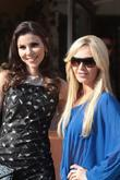 Heather Dubrow, Tamra Barney The cast of 'The...