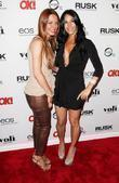 Drita D'Avanzo and Carla Facciolo The OK! Magazine...