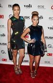 Julissa Bermudez and Adrienne Bailon The OK! Magazine...