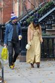 Jason Sudeikis and Olivia Wilde taking a stroll...