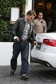 Olivier Martinez, Cecconi's Restaurant, West Hollywood