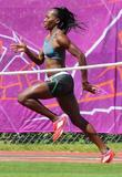 Novlene Williams-Mills,  Jamaican track and field team...