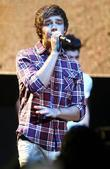 Liam Payne One Direction perform live at Planet...