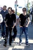 Zayn Malik and Niall Horan
