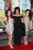 Christina Scali, Diane Scali, Kimberly Gambale,  at...