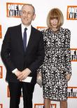 Nicholas Hytner and Anna Wintour