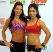 Mandy White and Elsa Gomez