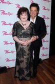 Donny Osmond and Susan Boyle