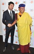 Dominic Cooper and Bafta