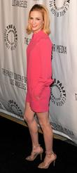 January Jones and Paley Center for Media