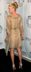 Laurie Holden and Paley Center for Media