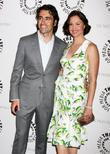 Dario Franchitti, Ashley Judd and Paley Center For Media