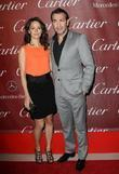 Berenice Bejo, Jean Dujardin and Palm Springs Convention Center