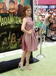 Anna Kendrick The ParaNorman premiere held at Universal...
