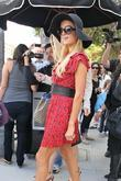 Paris and Nicky Hilton  seen shopping with...