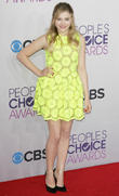 Chloe Grace Moretz and Annual People's Choice Awards