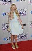 Kathryn Newton and People's Choice Awards