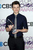 Chris Colfer and People's Choice Awards