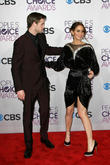 Liam Hemsworth, Jennifer Lawrence and People's Choice Awards