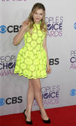 Chloe Moretz, Chloe Grace Moretz and Annual People's Choice Awards